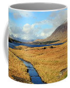Feeding The Lake Coffee Mug