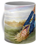 Feelin The Wind Coffee Mug