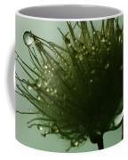 Feet Through Grass Coffee Mug