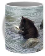 Feasting Bear Coffee Mug