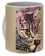 Feline Fancy Coffee Mug
