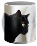 Feline On The Prowl Coffee Mug