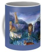 Feline Origins Coffee Mug