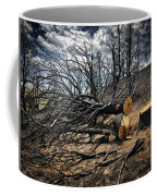 Felled After The Wildfire Coffee Mug