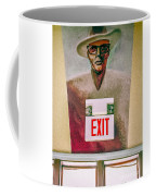 Fellini's Exit - Nola Coffee Mug