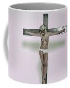 Female Crucifix Xv Coffee Mug