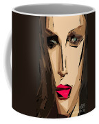Female Expressions Xiv Coffee Mug