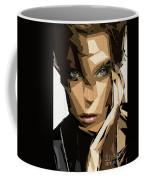 Female Expressions Xliv Coffee Mug