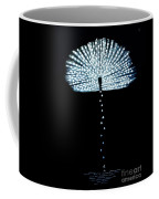 Female Feather Coffee Mug