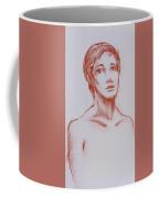 Female Model 10 Coffee Mug