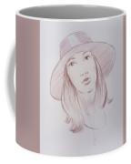 Female Model 24 Coffee Mug