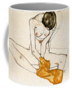 Female Nude Coffee Mug