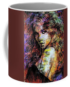 Female Portrait 1955 Coffee Mug