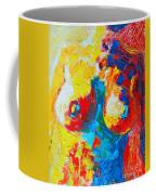 Female Torso Coffee Mug