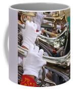 Female Trumpet Players Coffee Mug by Yali Shi