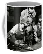 Female Welders - Ww2 Homefront - 1943 Coffee Mug