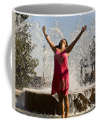 Femme Fountain Coffee Mug