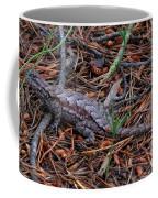 Fence Lizard Coffee Mug