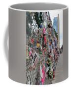 Memories Fence Coffee Mug
