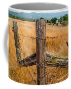 Fence Posts Coffee Mug