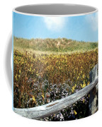 Fence With A View Coffee Mug