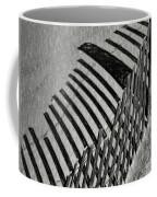 Fenced Coffee Mug