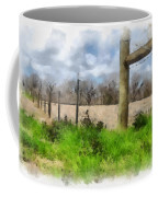 Fenceline Coffee Mug