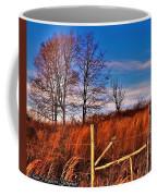 Fencerow Coffee Mug