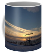 Fencing On Look Out 2 Coffee Mug