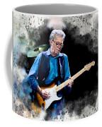 Fender Man Coffee Mug