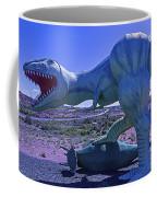Ferious Dinosaur Trex Coffee Mug