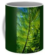 Fern Detail Coffee Mug