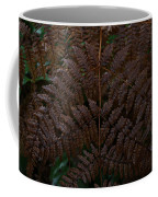 Fern Kaleidescope Coffee Mug