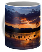 Fern Ridge Sunset Coffee Mug