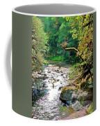 Fern River Oregon Coffee Mug