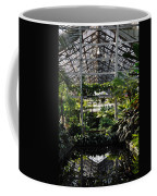 Fern Room Symmetry  Coffee Mug