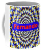 Fernando Coffee Mug
