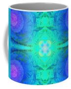 Ferns 2j Hotwax 3 Fractal Coffee Mug