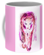 Ferocious Cat Coffee Mug