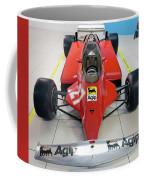 Ferrari 126ck Front Museo Ferrari Coffee Mug