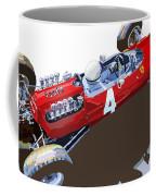 Ferrari 158 F1 1965 Dutch Gp Lorenzo Bondini Coffee Mug