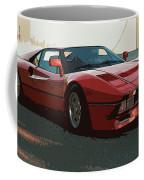Ferrari 288 Gto - Powerslide Coffee Mug