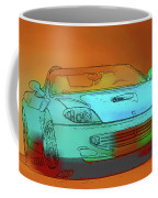 Ferrari 3 Coffee Mug