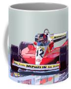 Ferrari 312 T3 1978 Canadian Gp Coffee Mug