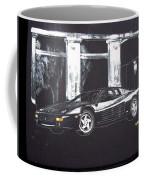Ferrari 348 Gtr Testarrossa Coffee Mug