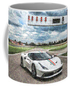Ferrari 458 Coffee Mug