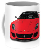 Ferrari 599xx Coffee Mug