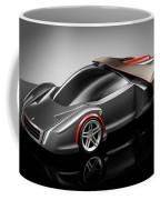 Ferrari Concept Black Coffee Mug