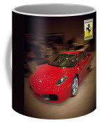Ferrari F430 - The Red Beast Coffee Mug