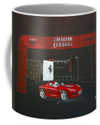 Ferrari Pininfarina Rossa Concept Coffee Mug